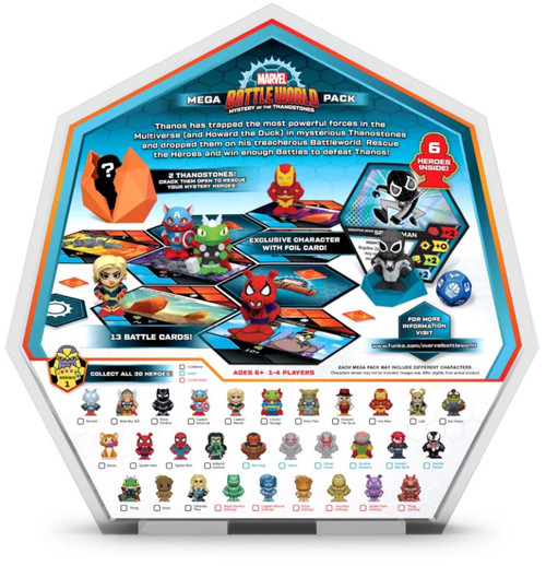 Battleworld - Mega Pack series 01-FUN49095-FUNKO