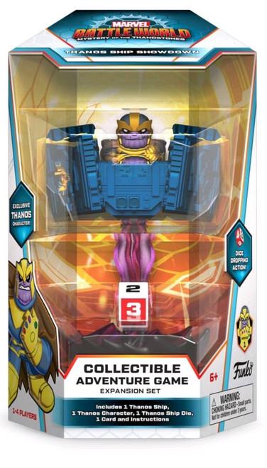 Battleworld - Thanos Ship Showdown-FUN51031-FUNKO