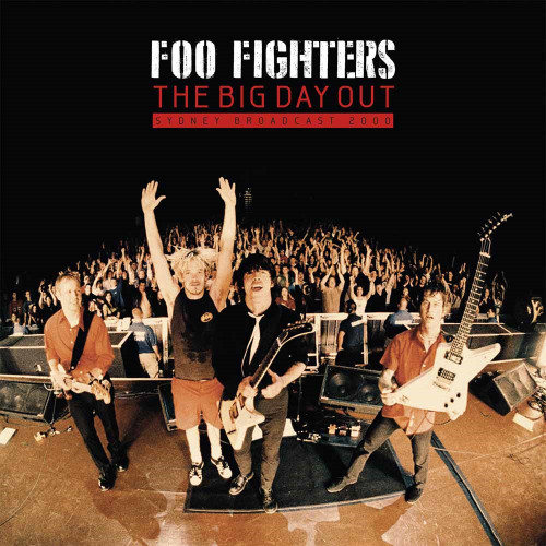 FOO FIGHTERS - THE BIG DAY OUT '-Vinyl LP-Brand New-Still Sealed-VS007LP