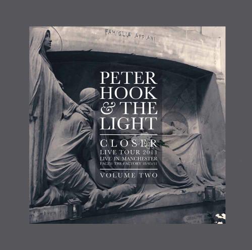PETER HOOK & THE LIGHT - CLOSER - LIVE IN MANCHESTER VOL. 2 '-Vinyl LP-Brand New-Still Sealed-LETV548LP
