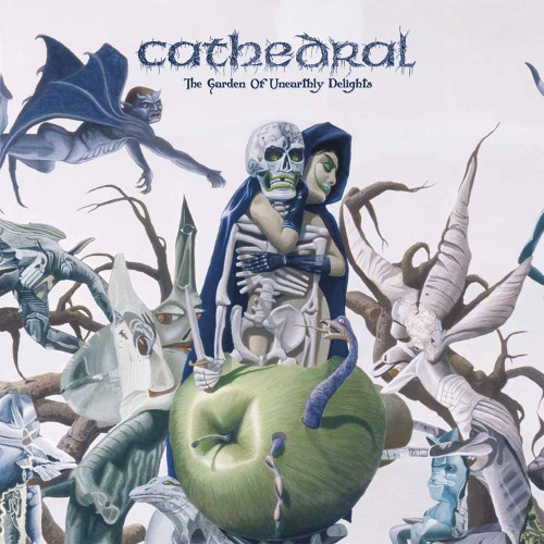 CATHEDRAL - THE GARDEN OF UNEARTHLY DELIGHTS '-Vinyl LP-Brand New-Still Sealed-BOBV568LPLTD