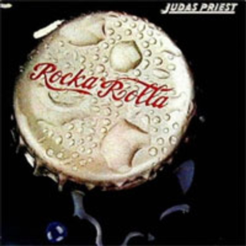 JUDAS PRIEST - ROCKA ROLLA '-Vinyl LP-Brand New-Still Sealed-BOBV251LP