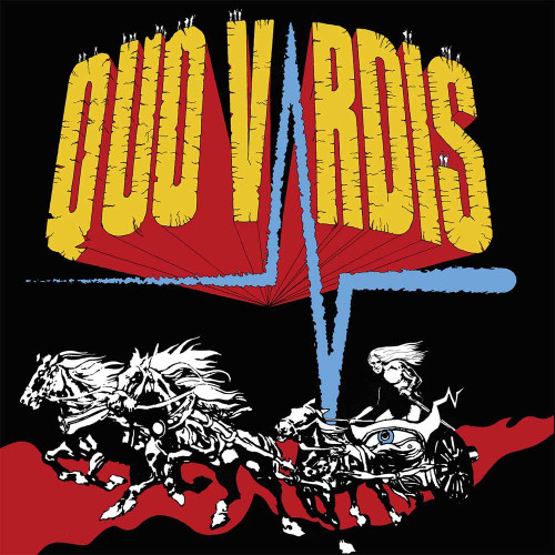 VARDIS - QUO VARDIS '-Vinyl LP-Brand New-Still Sealed-BOBV474LP