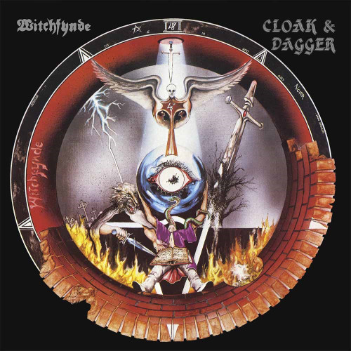 WITCHFYNDE - CLOAK AND DAGGER '-Vinyl LP-Brand New-Still Sealed-BOBV429LP