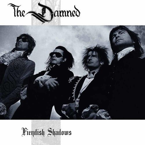 DAMNED, THE - FIENDISH SHADOWS '-Vinyl LP-Brand New-Still Sealed-LETV255LP