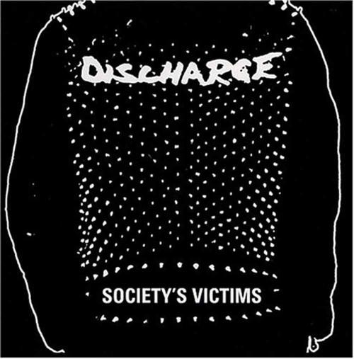 DISCHARGE - SOCIETY'S VICTIMS VOL. 2 '-Vinyl LP-Brand New-Still Sealed-LETV522LP