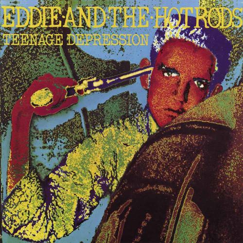EDDIE AND THE HOT RODS - TEENAGE DEPRESSION '-Vinyl LP-Brand New-Still Sealed-LETV530LP