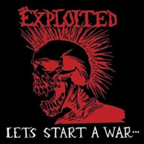 EXPLOITED, THE - LETS START A WAR '-Vinyl LP-Brand New-Still Sealed-LETV131LP
