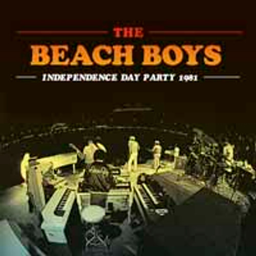 BEACH BOYS, THE - INDEPENDENCE DAY PARTY 1981 '-Vinyl LP-Brand New-Still Sealed-PARA091LP