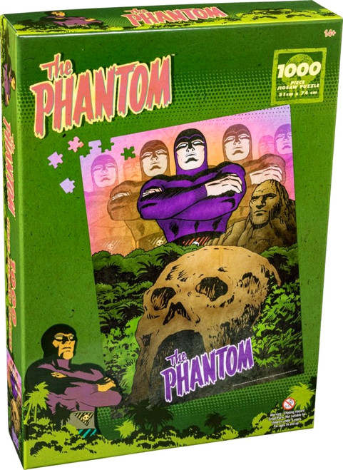 The Phantom - 1000 Piece Jigsaw Puzzle-IKO1774-Ikon