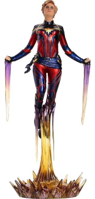 Avengers 4: Endgame - Captain Marvel 1:10 Scale Statue-IRO15036-IRON STUDIOS