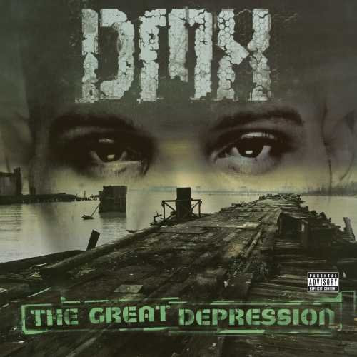 DMX-THE GREAT DEPRESSION - Double Vinyl LP-Brand New-Still Sealed-SC