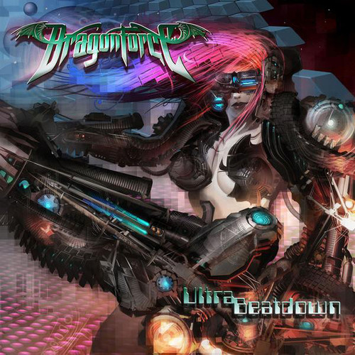 DRAGONFORCE-Ultrabeatdown  Vinyl LP-Brand New-Still Sealed-SC