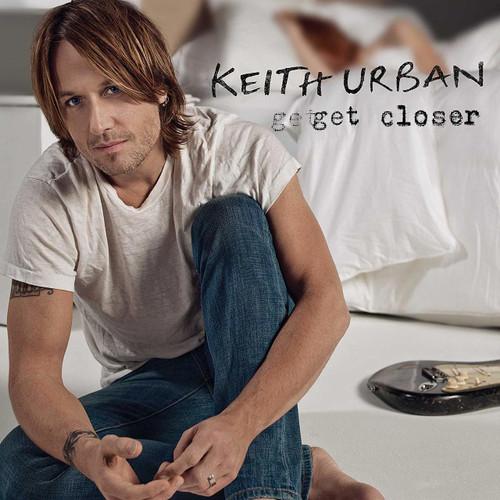 KEITH URBAN-GET CLOSER  - Vinyl LP-Brand New-Still Sealed-SC