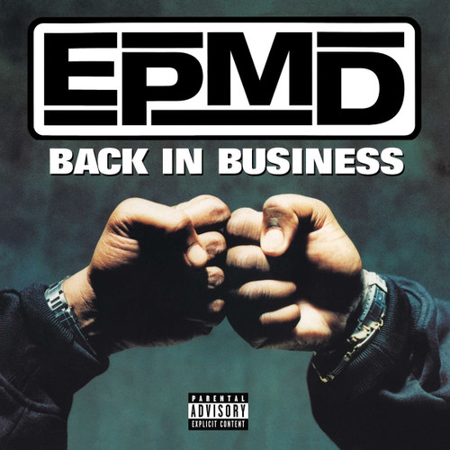 EPMD-BACK IN BUSINESS Vinyl LP-Brand New-Still Sealed-SC
