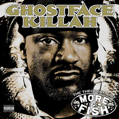GHOSTFACE KILLAH-MORE FISH   Vinyl LP-Brand New-Still Sealed-SC