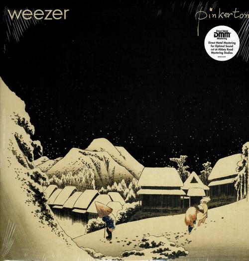 WEEZER-Pinkerton Vinyl LP-Brand New-Still Sealed-SC