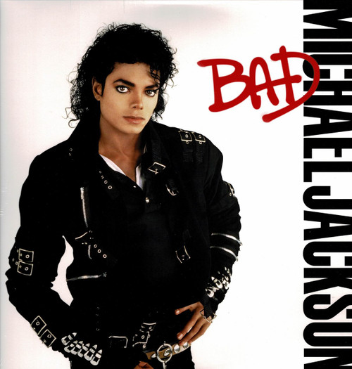 MICHAEL JACKSON-Bad Vinyl LP-Brand New-Still Sealed-SC