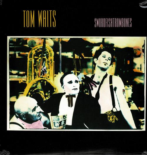 TOM WAITS-Swordfishtrombones Vinyl LP-Brand New-Still Sealed-SC