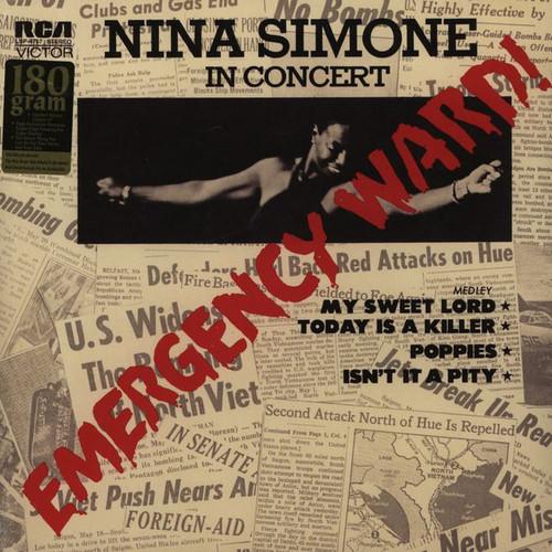 NINA SIMONE-Emergency Ward (180 G) Vinyl LP-Brand New-Still Sealed