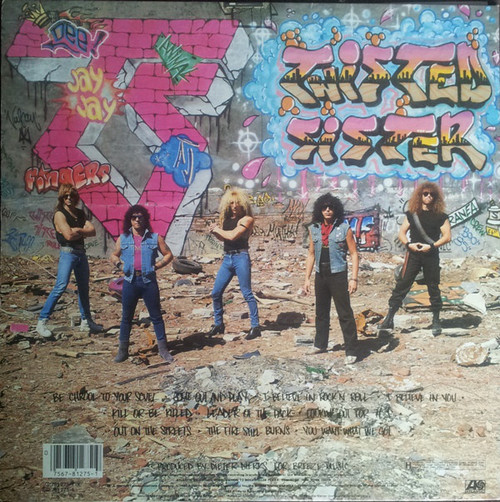 TWISTED SISTER-Come Out And Play Vinyl LP-Brand New-Still Sealed-SC