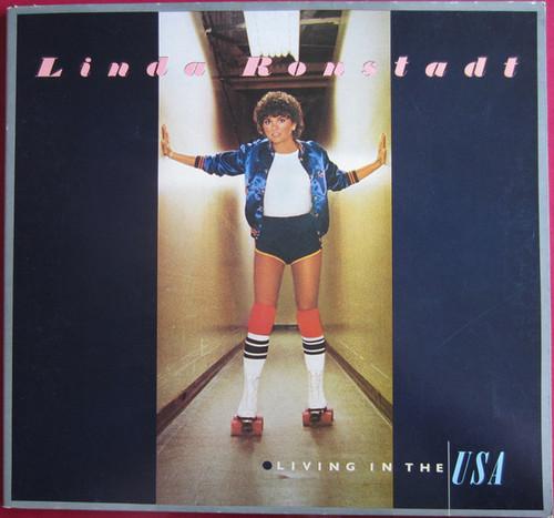 LINDA RONSTADT-Living In The U.S.A. Vinyl LP-Brand New-Still Sealed-SC