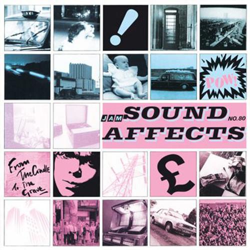 THE JAM (180 g)-Sound Affects Vinyl LP-Brand New-Still Sealed