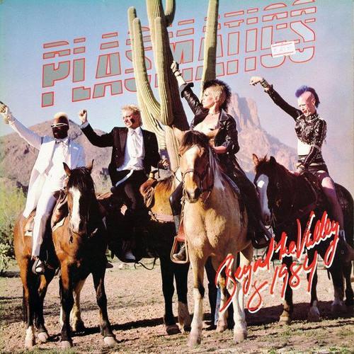 PLASMATICS  -Beyond The Valley Of The Dolls Vinyl LP-Brand New-Still Sealed-SC