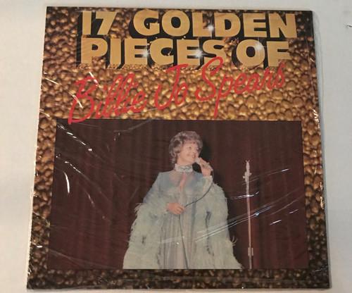 BILLIE JO SPEARS-17 Golden Pieces Vinyl LP-Brand New-Still Sealed