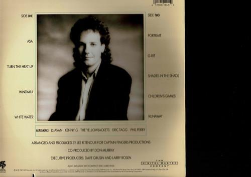 LEE RITENOUR-Portrait   Vinyl LP-Brand New-Still Sealed