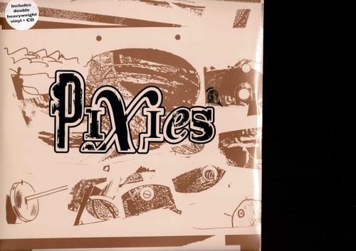 PIXIES-Indie City (2 LP's 180 gram plus CD) Vinyl LP-Brand New-Still Sealed