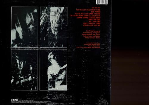 PRIMAL SCREAM-Primal Scream (180 gram) Vinyl LP-Brand New-Still Sealed