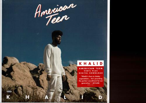 KHALID (2 LP's)-American Teen  Vinyl LP-Brand New-Still Sealed