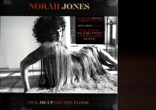 NORAH JONES-Pick Me Up Off The Floor Vinyl LP-Brand New-Still Sealed
