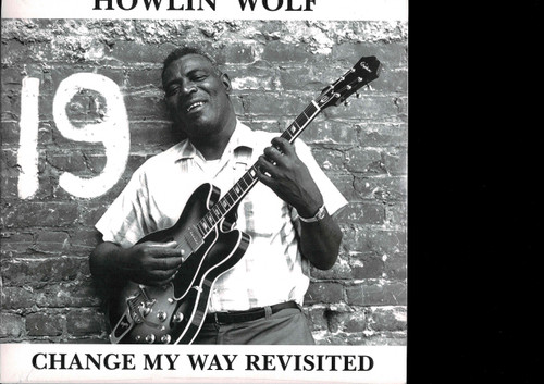 HOWLIN' WOLF-Change My Way Revisited (color) Vinyl LP-Brand New-Still Sealed