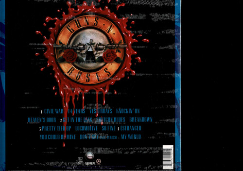 GUNS N' ROSES-Use Your Illusion II (2 LP's) Vinyl LP-Brand New-Still Sealed