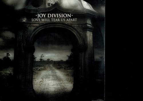 """JOY DIVISION   (12"""")-Love Will Tear Us Apart (3 tracks) Vinyl LP-Brand New-Still Sealed"""