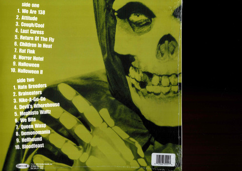 MISFITS-Collection II Vinyl LP-Brand New-Still Sealed