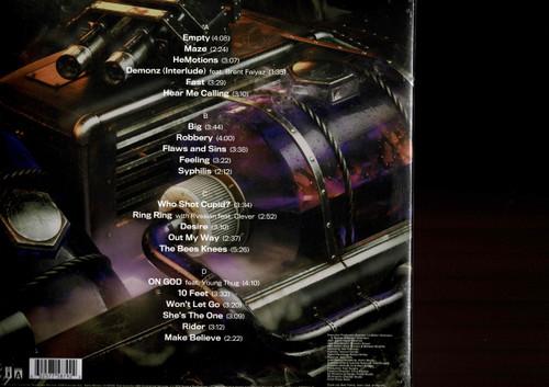 JUICEWRLD-Deathrace For Love (2 LP's) Vinyl LP-Brand New-Still Sealed