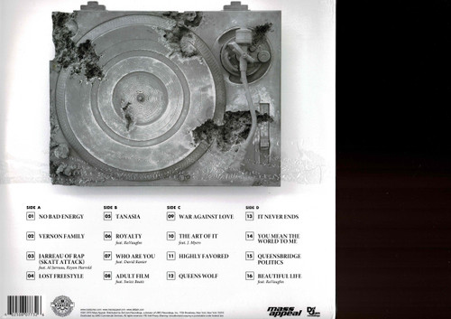 NAS-The Lost Tapes II (2 LP's) Vinyl LP-Brand New-Still Sealed