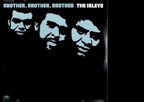 ISLEY BROTHERS-Brother, Brother, Brother Vinyl LP-Brand New-Still Sealed