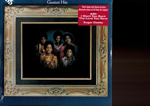 JACKSON 5-Greatest Hits Vinyl LP-Brand New-Still Sealed
