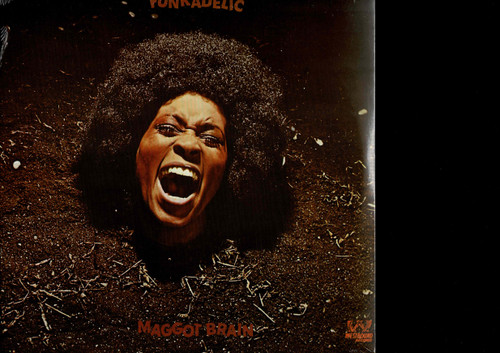 FUNKADELIC-Maggot Brain Vinyl LP-Brand New-Still Sealed