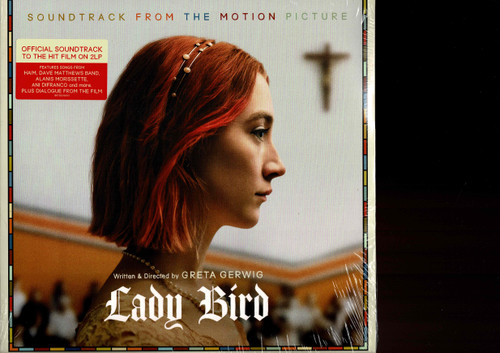 LADY BIRD (2 LP's)-Soundtrack From The Motion Picture Vinyl LP-Brand New-Still Sealed