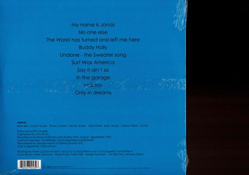 WEEZER-Blue Album Vinyl LP-Brand New-Still Sealed
