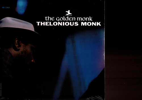 THELONIOUS MONK-Golden Monk Vinyl LP-Brand New-Still Sealed
