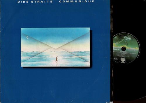 Dire Straits-Communiqué-VINYL LP-USED-German press-RELP_1286