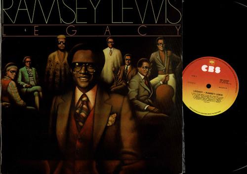 Ramsey Lewis-Legacy-VINYL LP-USED-Australian press-VILP_1295