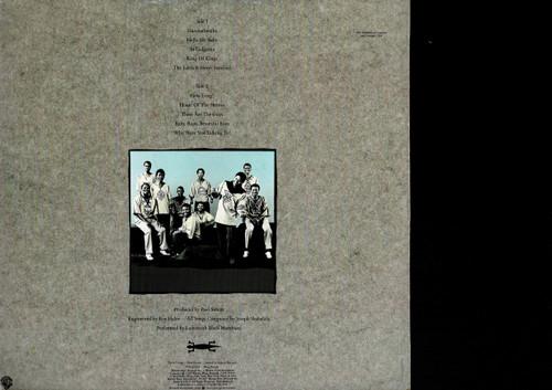 Ladysmith Black Mambazo-Shaka Zulu-VINYL LP-USED-Australian press-VILP_1304