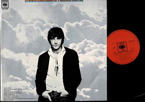 Mark Lindsay-Silverbird-VINYL LP-USED-Australian press-VILP_1319